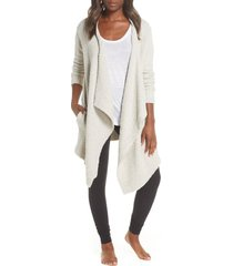 women's ugg phoebe wrap cardigan, size x-large - brown