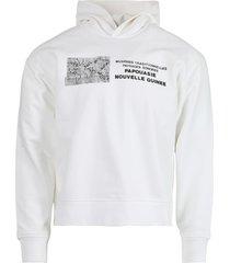 x dizonord optic white hoodie