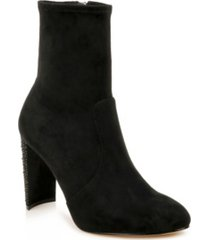 jewel badgley mischka eugenia women's evening bootie women's shoes