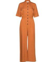 debora jumpsuit jumpsuit oranje storm & marie