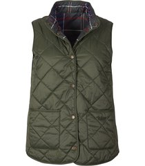 barbour burnham gilet / barbour burnham gilet, olive/classic, 10