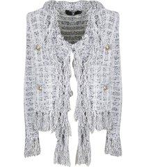 jacket with fringes