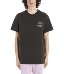 bornxraised chrome rocker t-shirt