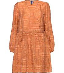 abra dress dresses wrap dresses orange résumé