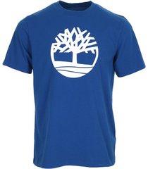 t-shirt korte mouw timberland kennebec river brand tree
