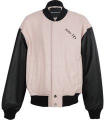 mud'r fk'r leather jacket