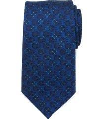 men's cufflinks, inc. millennium falcon dot silk tie