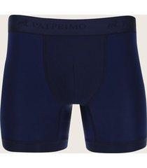 pantaloncillo boxer fleta azul oscuro-l
