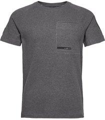 antarctica tee t-shirts short-sleeved grå sail racing