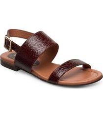 sandals 14010 shoes summer shoes flat sandals brun carla f
