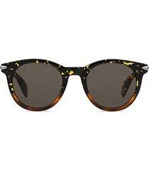 49mm round sunglasses