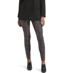 kendall + kylie soft leopard leggings