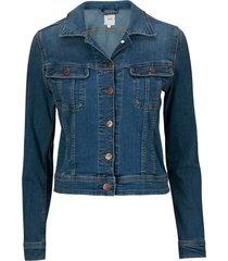 jeansjacka slim rider jacket