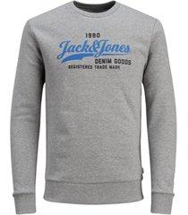 jack & jones crew neck sweatshirt
