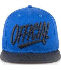 gorra azul official 1d 2.0 blue