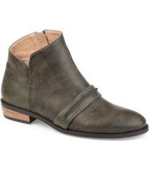 journee collection women's harlow booties women's shoes