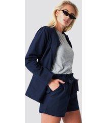 rut&circle firo stripe shorts - blue