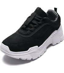 tenis sneakers tellenzi 400lince negro