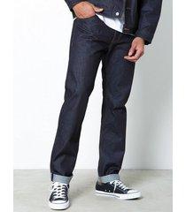 dr denim gus raw selvage jeans raw denim