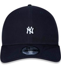 boné new era 940 snapback new york yankees marinho
