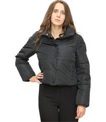 korte gewatteerde down jacket