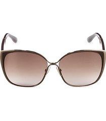 maty 58mm cat eye sunglasses