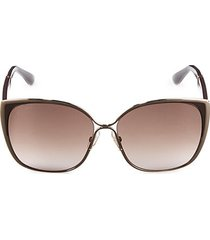 maty 58mm cat eye sunglasses