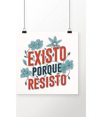 poster resisto