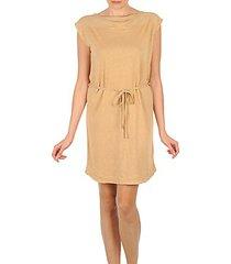 korte jurk majestic camelia