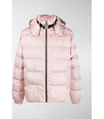 1017 alyx 9sm clip-neck quilted puffer jacket