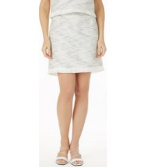 laundry by shelli segal tweed skirt