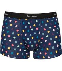 multicolored polka dot boxer briefs