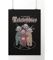 poster teletubbies
