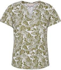 gesinapw ts blouses short-sleeved grön part two