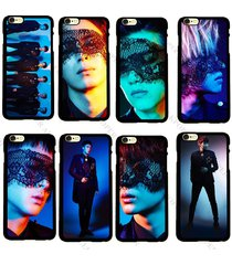 kpop vixx kratos cellphone case 2016 conception mobile cover shell hyuk ravi leo