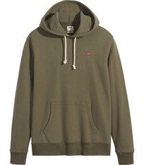 hoodie original legergroen