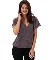 womens githa glitter short sleeve top
