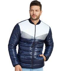 chaqueta adulto masculino multicolor marketing  personal