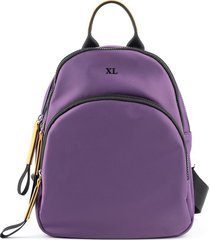mochila violeta xl extra large maite