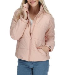 parka andrea jacket rosa cat