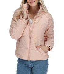 parka andrea jacket rosa cat