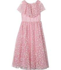 sonia rykiel enfant pink dress