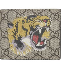 gucci tiger bifold wallet