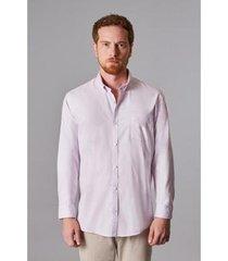 camisa ml oxford pima leve reserva masculina