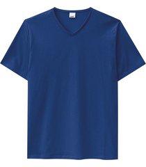 camiseta tradicional manga curta wee! azul escuro - p