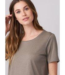 basic dames t-shirt