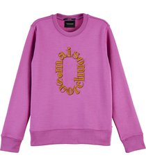 sweater paars