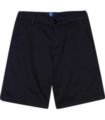 fay straight cut teen chino shorts