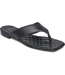 sandals 2700 shoes summer shoes flat sandals svart billi bi