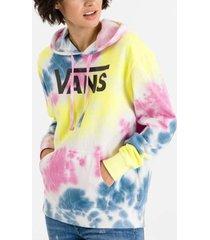 sweater vans wm spiraling hoodie